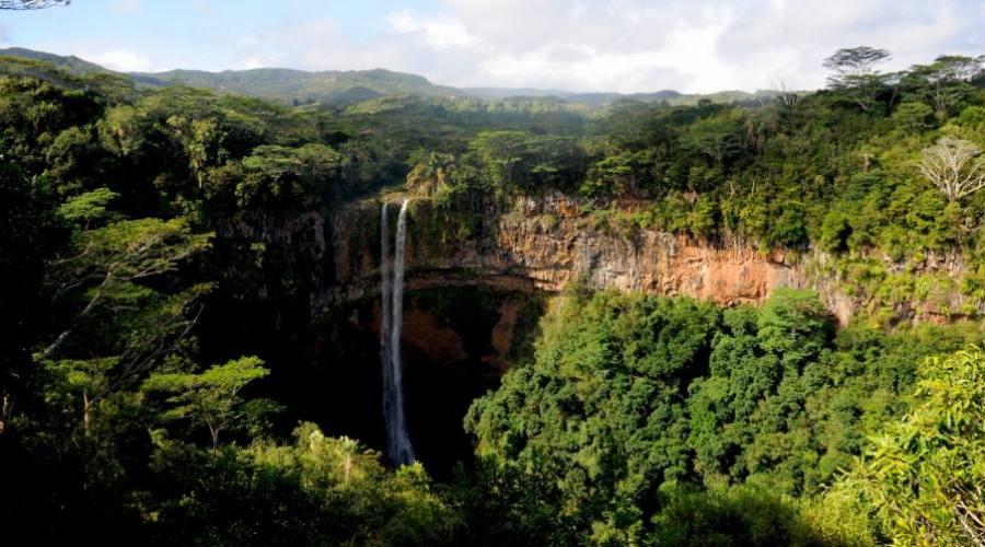 La vallée de Chamarel