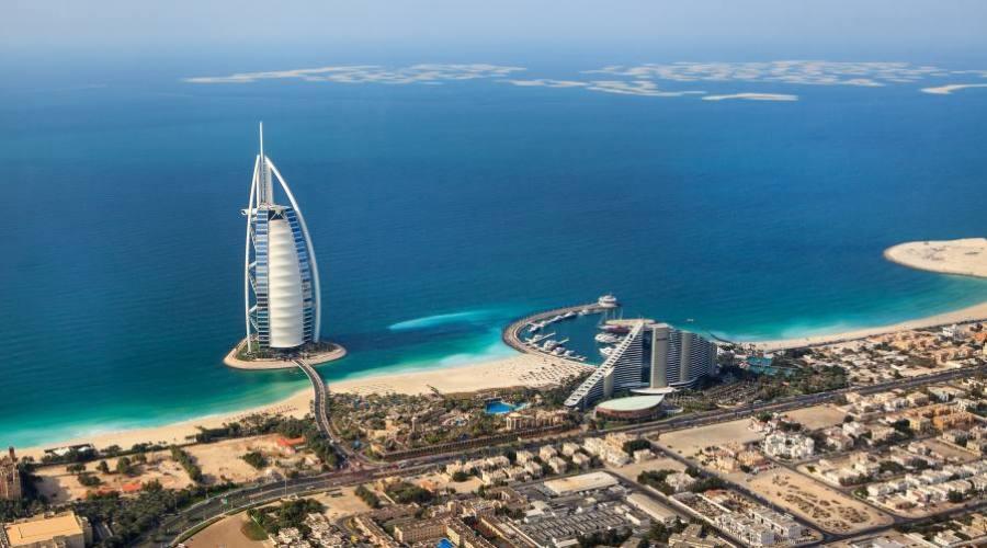 Dubaï : Burj Al Arab