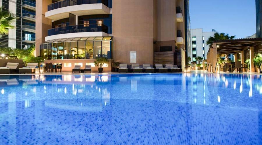 Dubaï : Hôtel Majestic