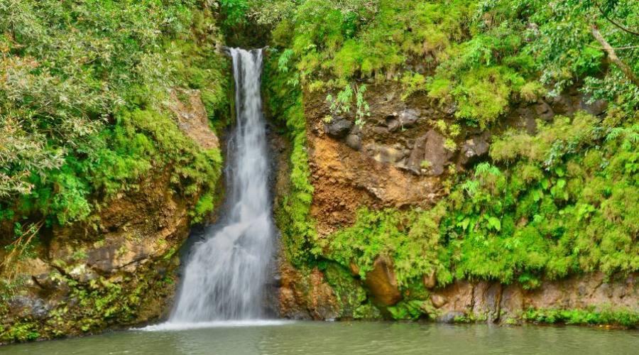Les beautés de l'île Maurice