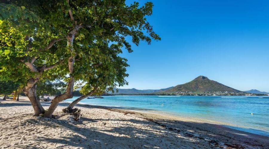 Une plage à Flic En Flac