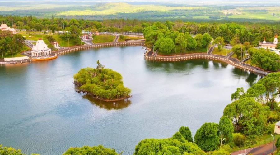 Le lac de Grand Bassin