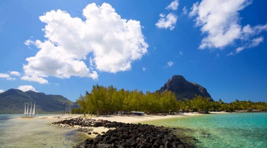 Vues sur l'île