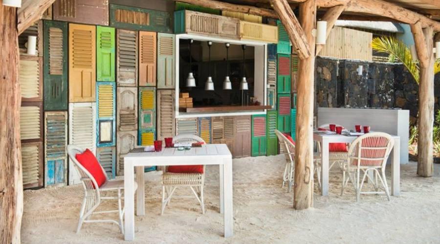 Bar Lor Disab sur la plage