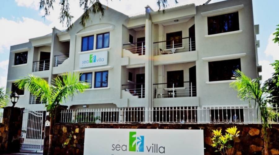 Bienvenue à SeaVilla !