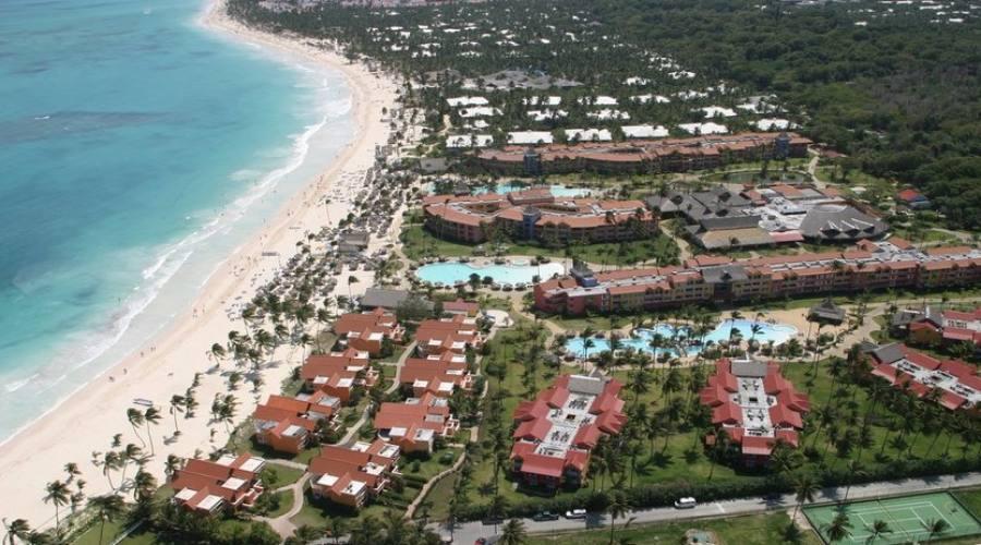 Spiaggia del Princess Club Caribe Punta Cana
