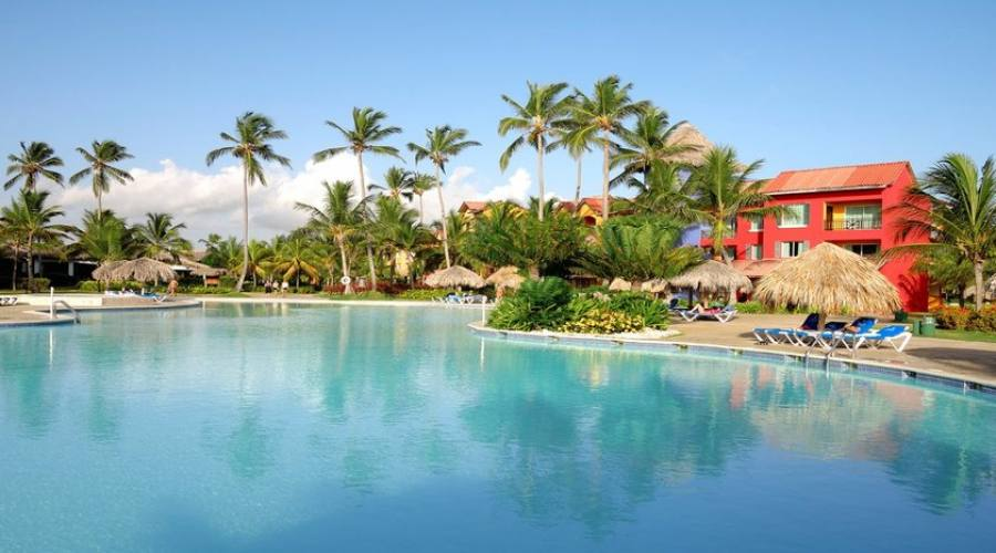 Piscina Princess Club Caribe Punta Cana