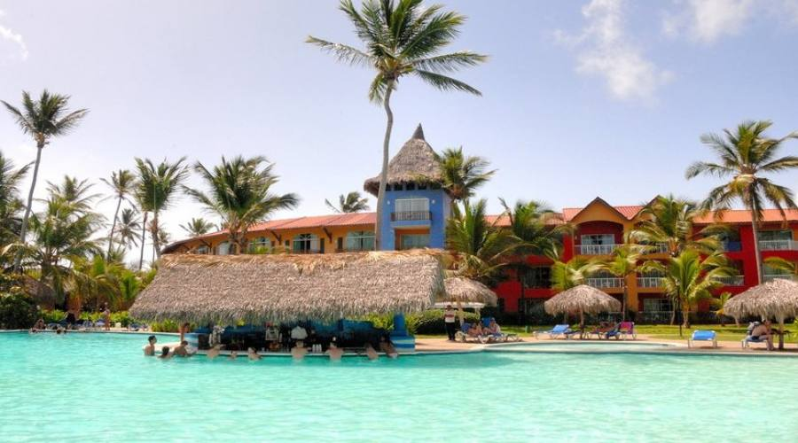 Bar Piscina Princess Club Caribe Punta Cana