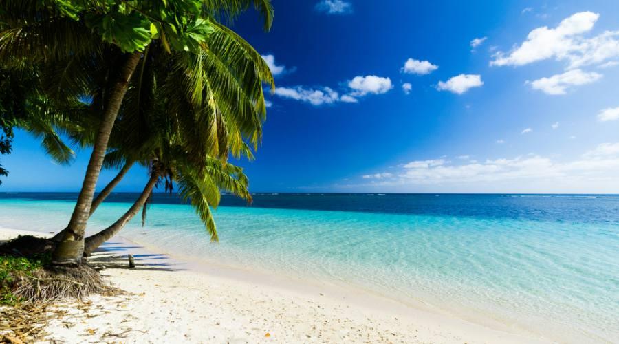 Spiaggia a Oahu