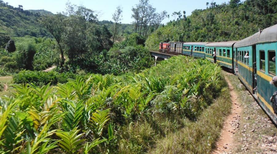 Treno FEC - Fianarantsoa/East Coast