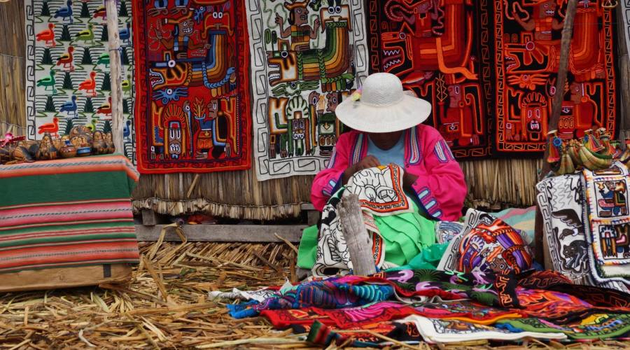 Mercato peruviano
