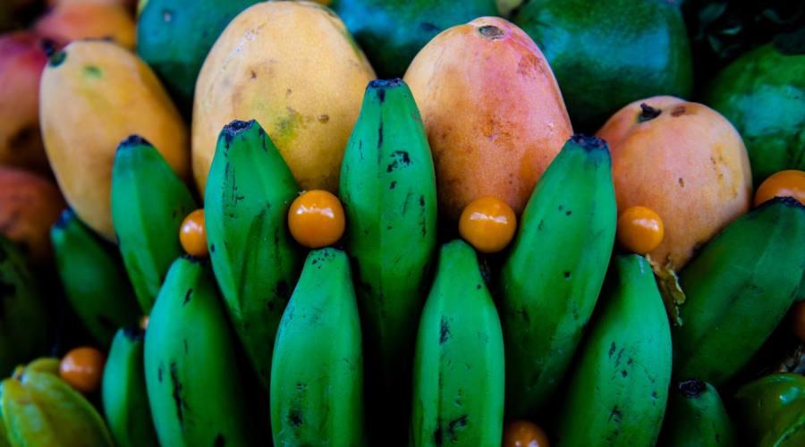 Banane e mango