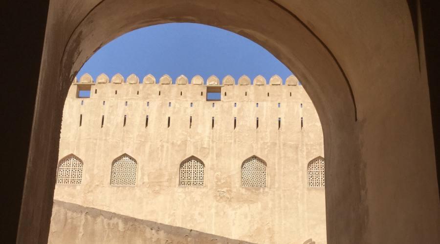 Il forte di Jabrin