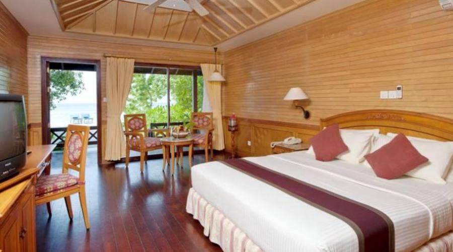 Intérieur beach villa