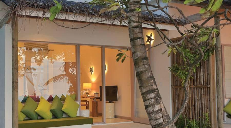 deluxe beach villa - exterieur