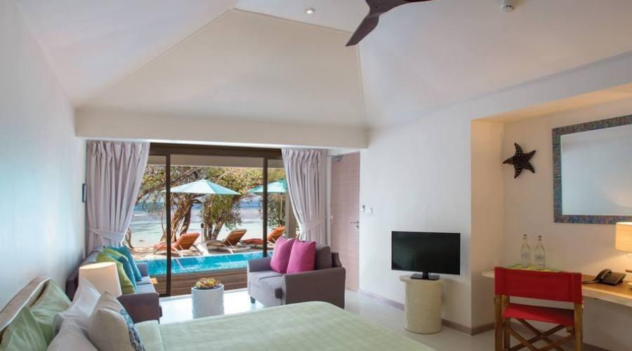 beach suite - intérieur