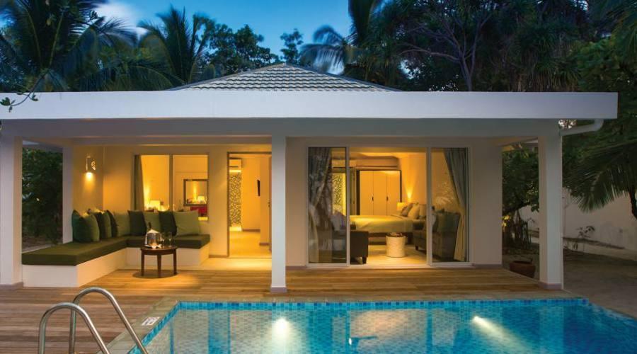 beach suite - exterieur