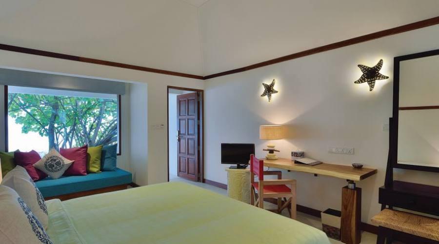 beach villa - intérieur
