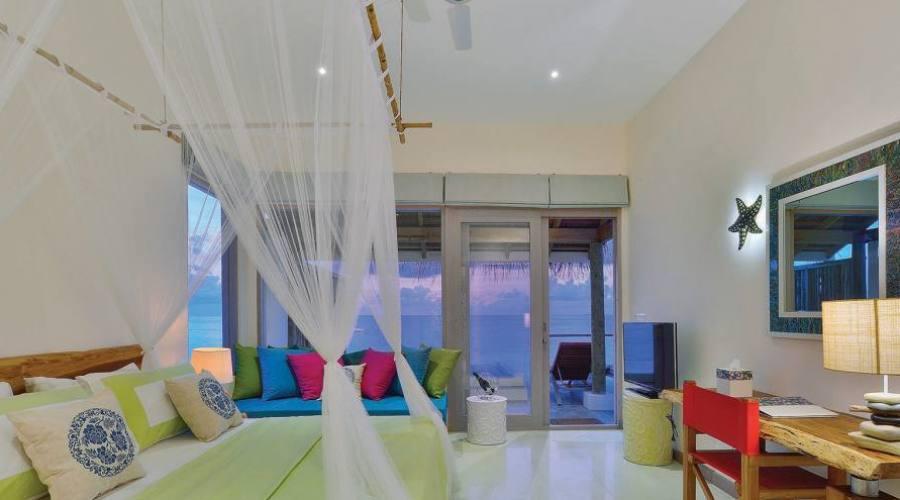 Lagoon villa - intérieur