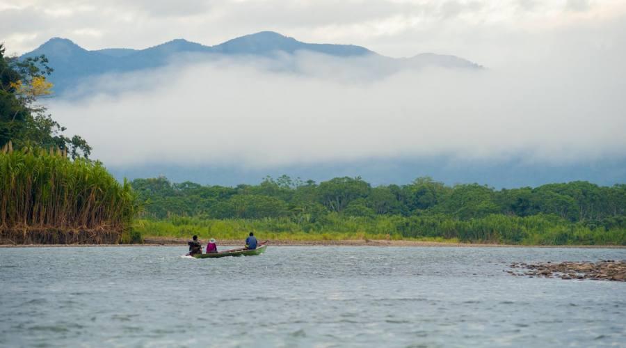 Il fiume Manu