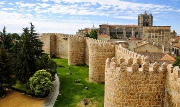 Tour di gruppo: Castiglia e Patrimoni Unesco