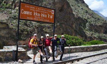 Trekking Camino Inca