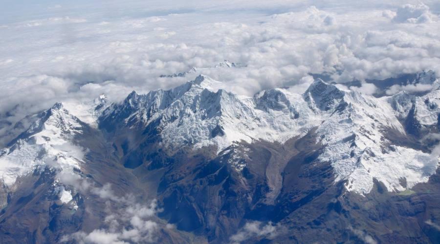 Il monte Salcantay