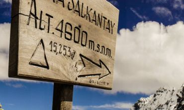 Trekking Monte Salcantay-Machu Picchu