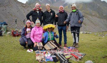Trekking intorno al Monte Ausangate