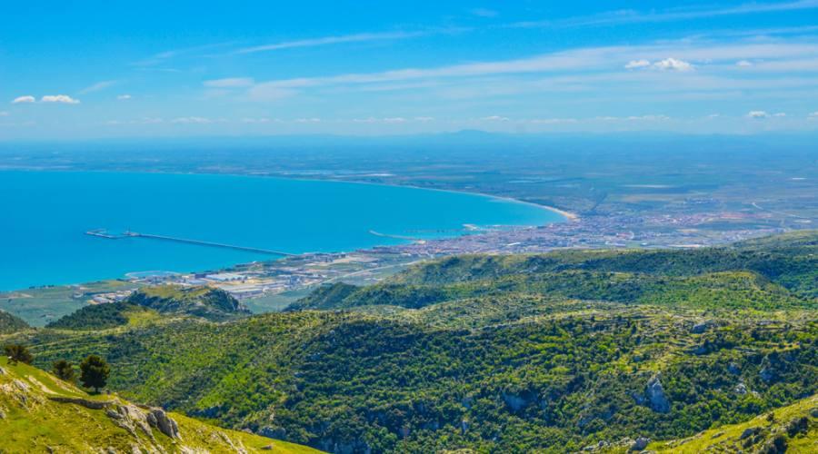 Veduta del Golfo di Manfredonia