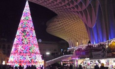 Natale Andaluso con spettacolo di flamenco incluso