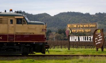 Soggiorno nella Napa Valley