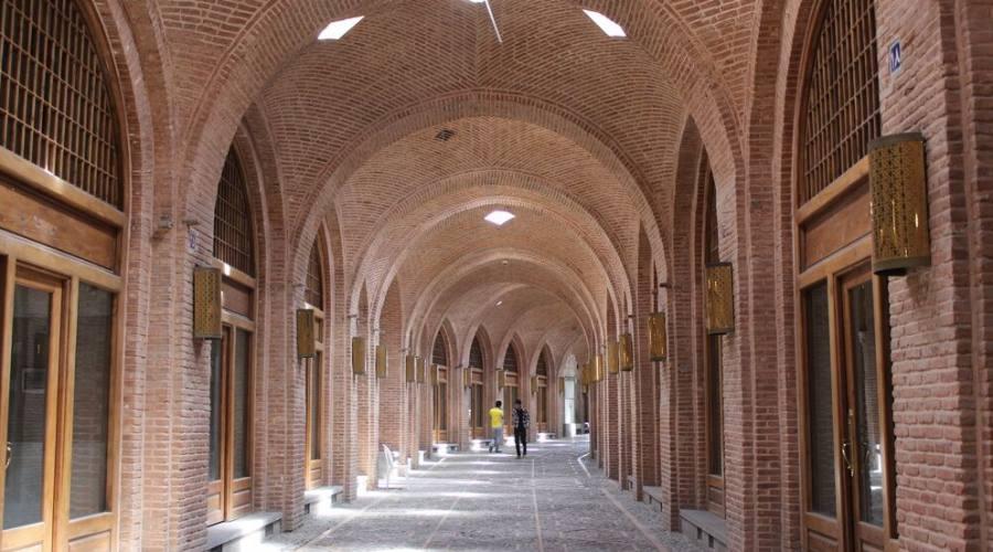 Qazvin Bazaar