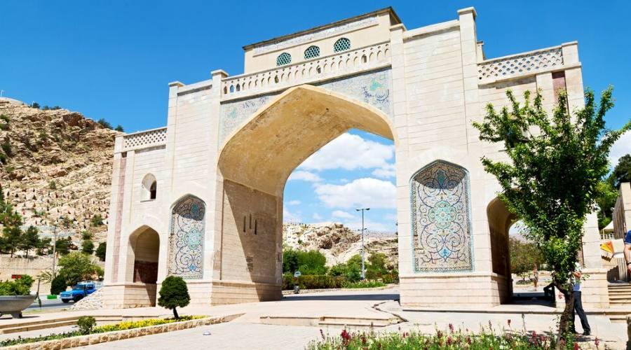 Entrata di Shiraz