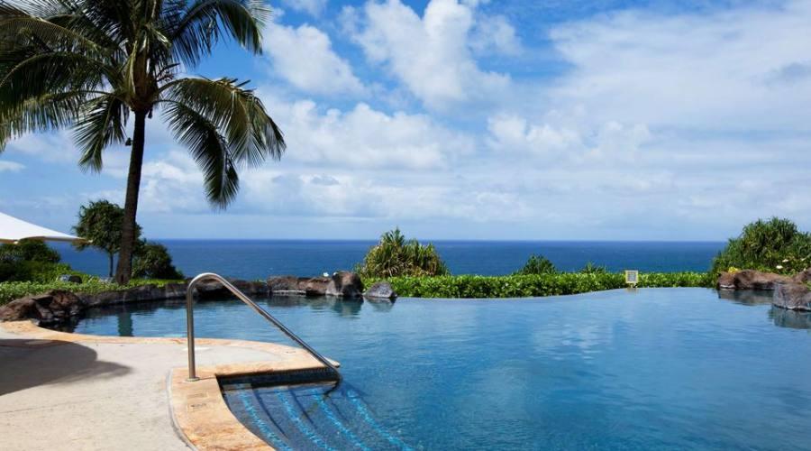 La piscina ocean view