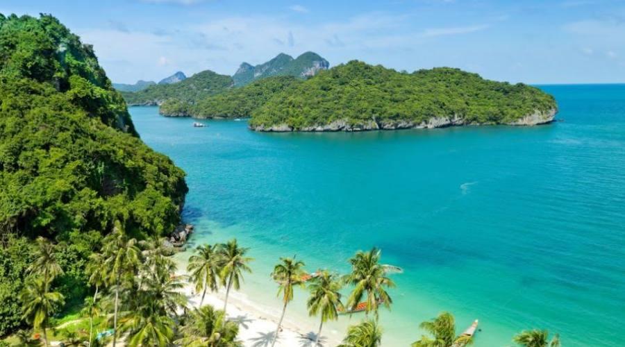 Parc marin d'Ang Thong