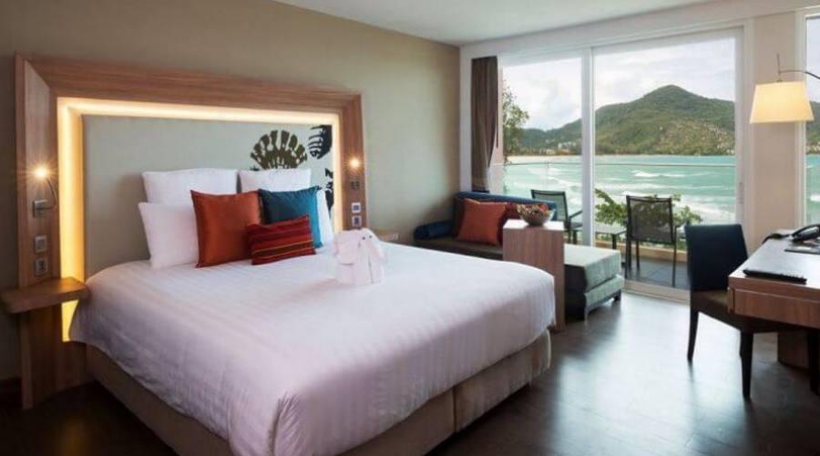 Hôtel 4 étoiles Novotel Kamala ocean