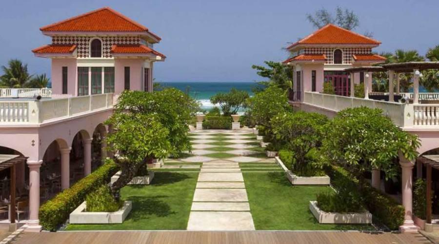 Centara Grand Beach Resort Phuket 5 étoiles
