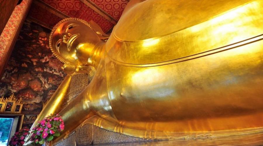 Le temple Wat Po de Bangkok