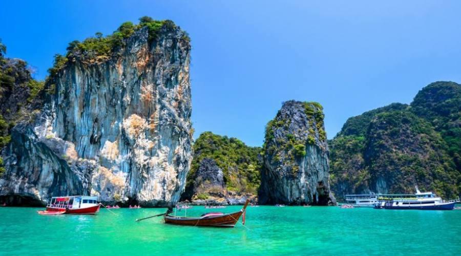 Excursion en bateau à Phuket