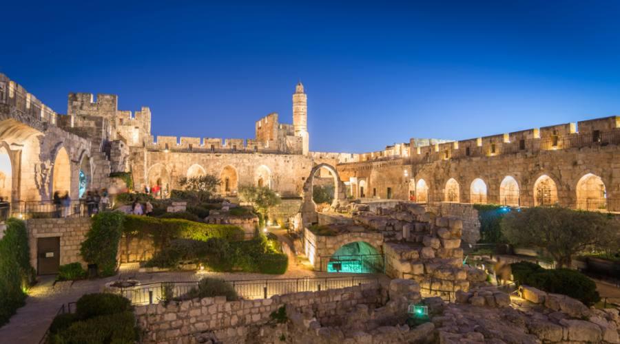 """Gerusalemme """"La Città di Davide"""""""