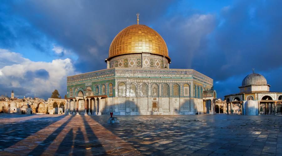 La Spianata delle Moschee
