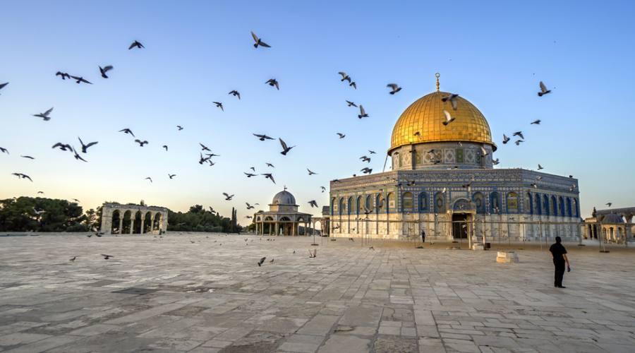 Gerusalemme Cupola della Roccia