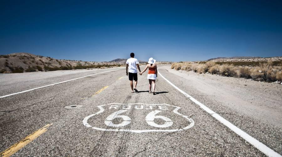 Inizia l'avventura alla Route 66