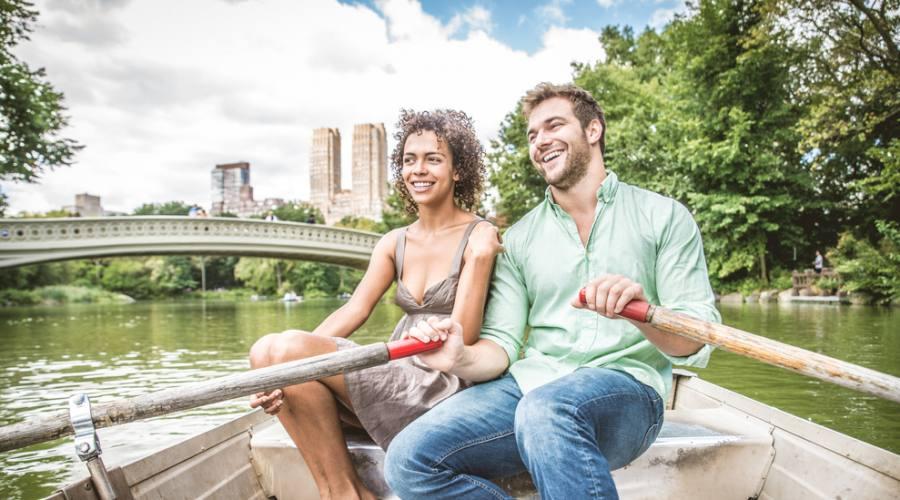 Una giornata romantica a Central Park