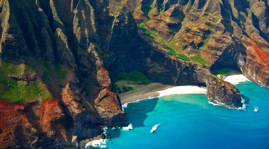 Kauai - la famosa Napali Coast