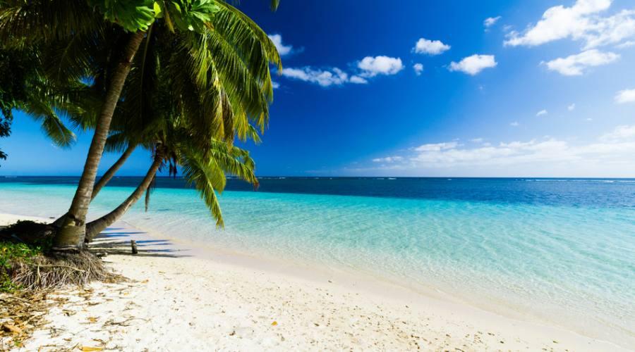 Spiaggia di Oahu