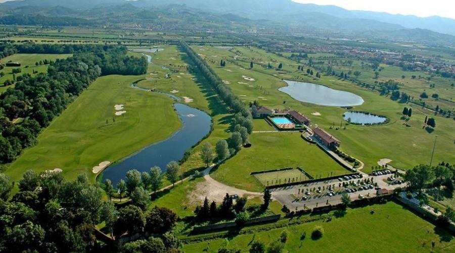 Pavoniere Panoramica Campo