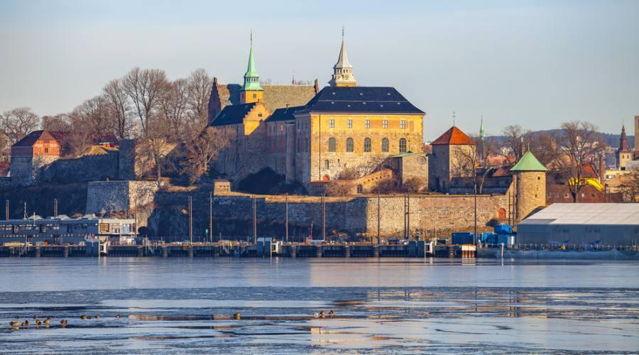 Oslo, forte Akershus