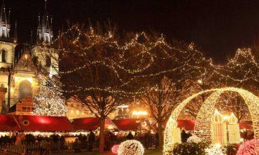 Mercatini di Natale nella capitale Ceca